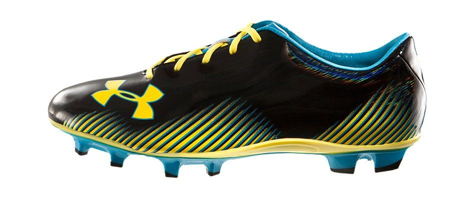45faf288ea47 Men's soccer cleats with a strong, light TPU outsole and bladed heel - so  you hit the ground moving. $44.99