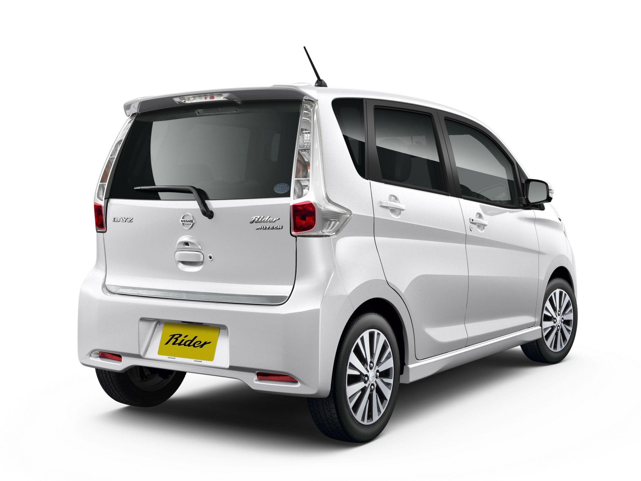 Nissan Dayz Highway Star A Headturning 660cc Japanese