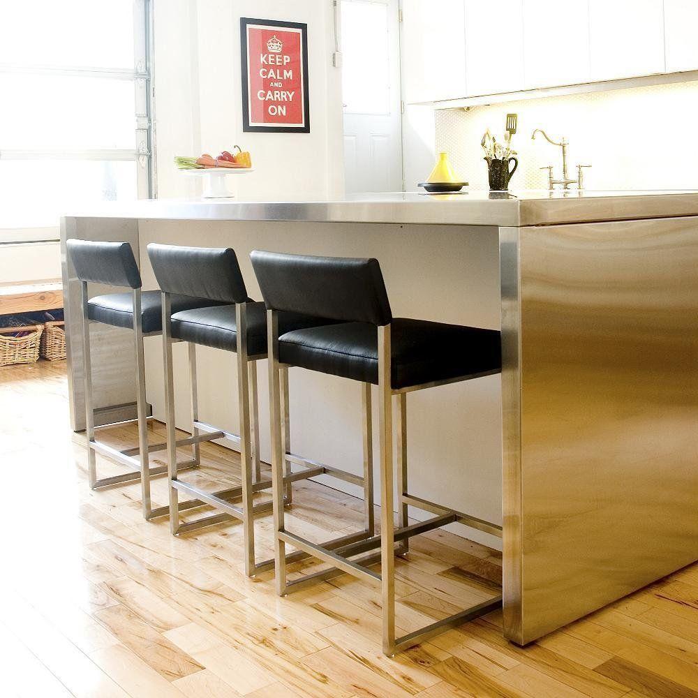 Strange Dwell Graph Stool By Gus Modern Kitchen Wood Counter Customarchery Wood Chair Design Ideas Customarcherynet