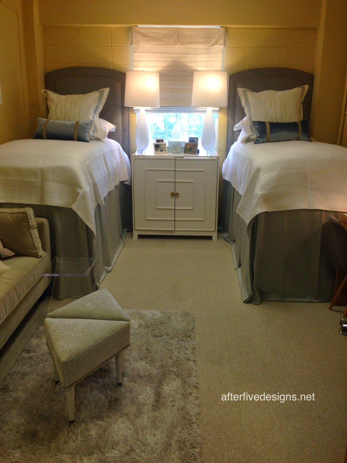 Dorm Room Ideas For Girls Blue
