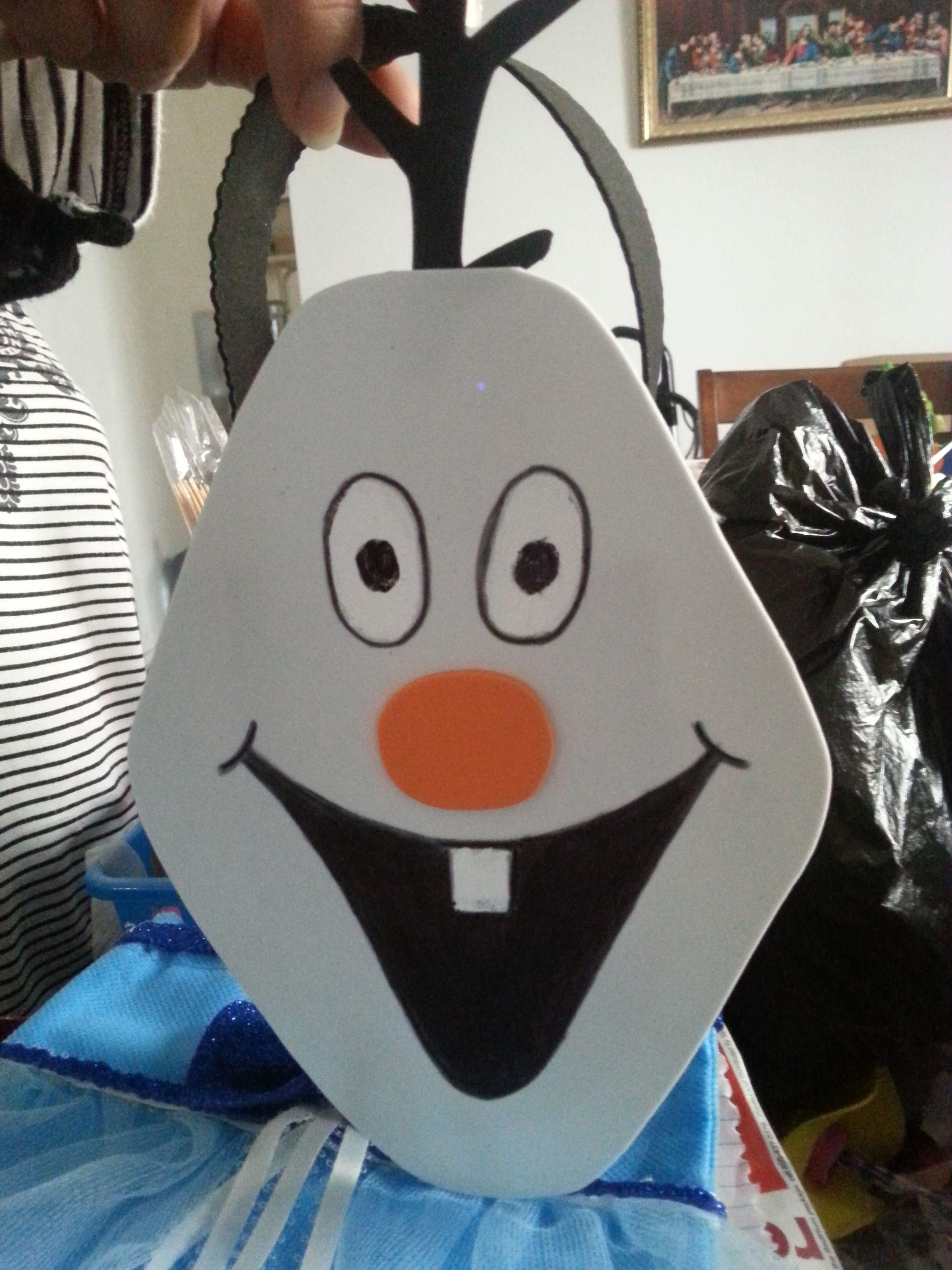 Dulcero de Olaf para tus eventos llamanos para hacer tus pedidos