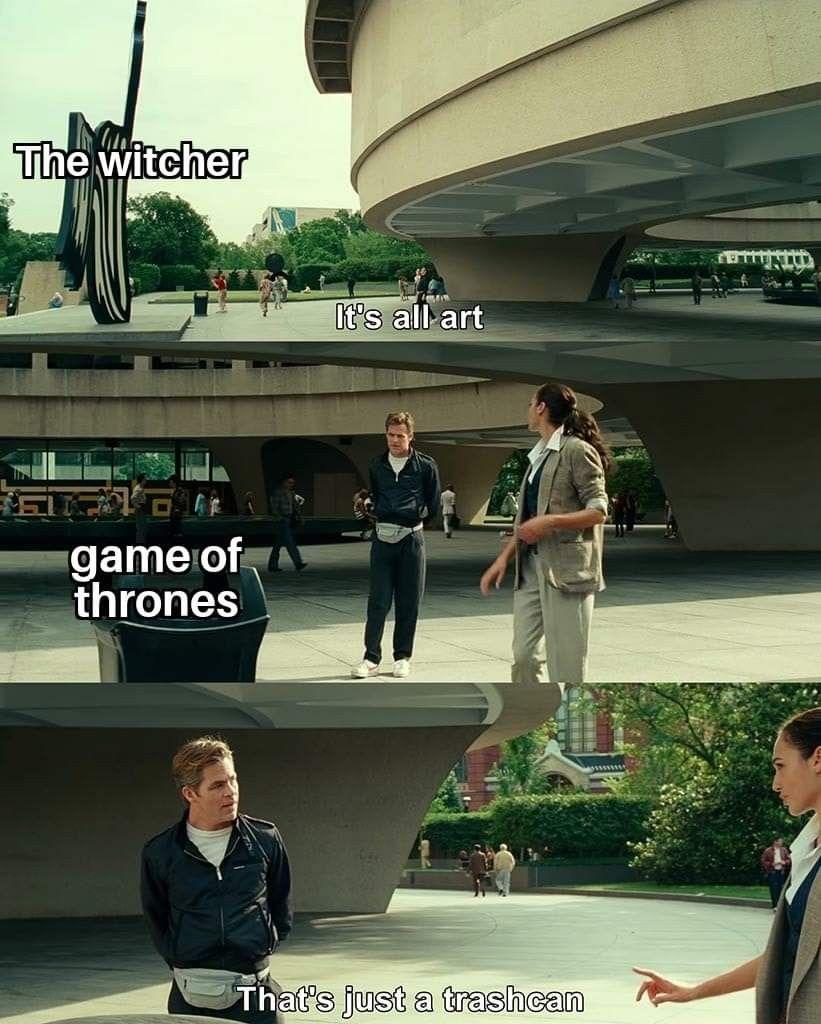 The Witcher Memes The Witcher Memes Funny Memes