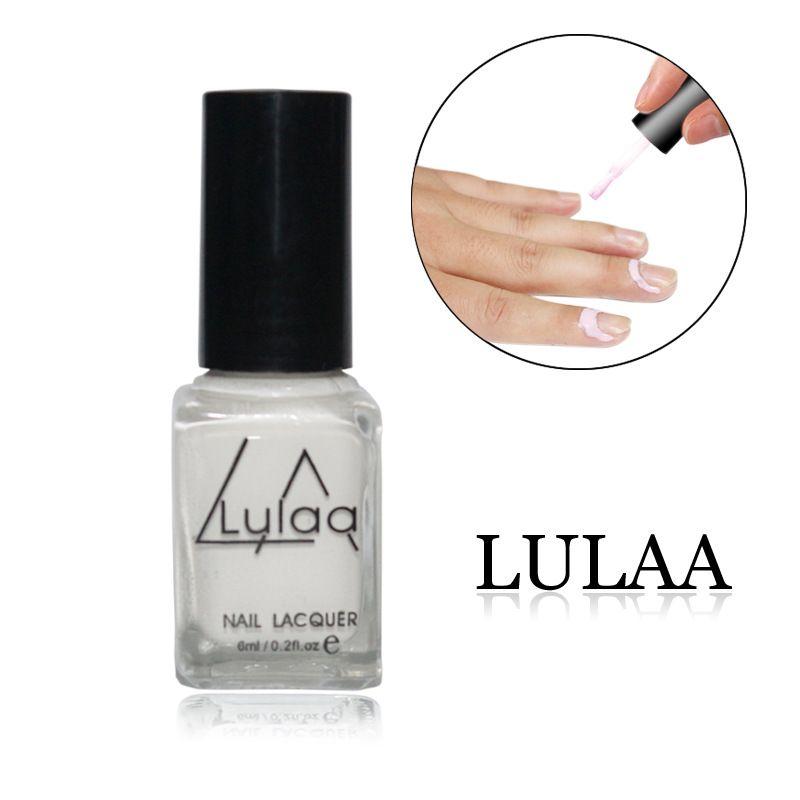 LULAA 2 Colores Retire Nail Liquid Art Látex Cinta Fácil para ...