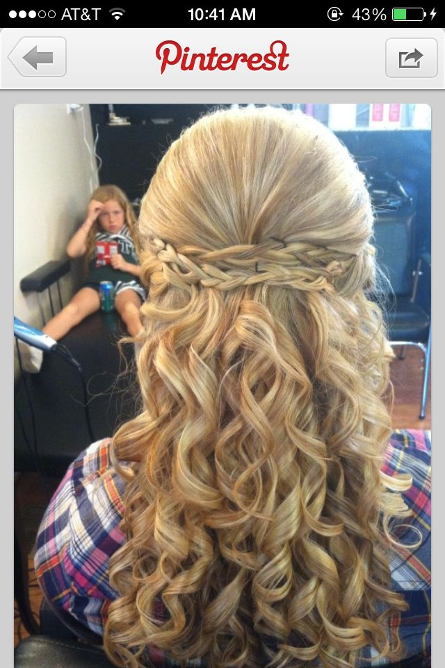 School Dance Updo Hair Pinterest School Dances Updo