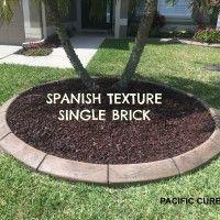 SPANISH TEXTURE SINGLE BRICK