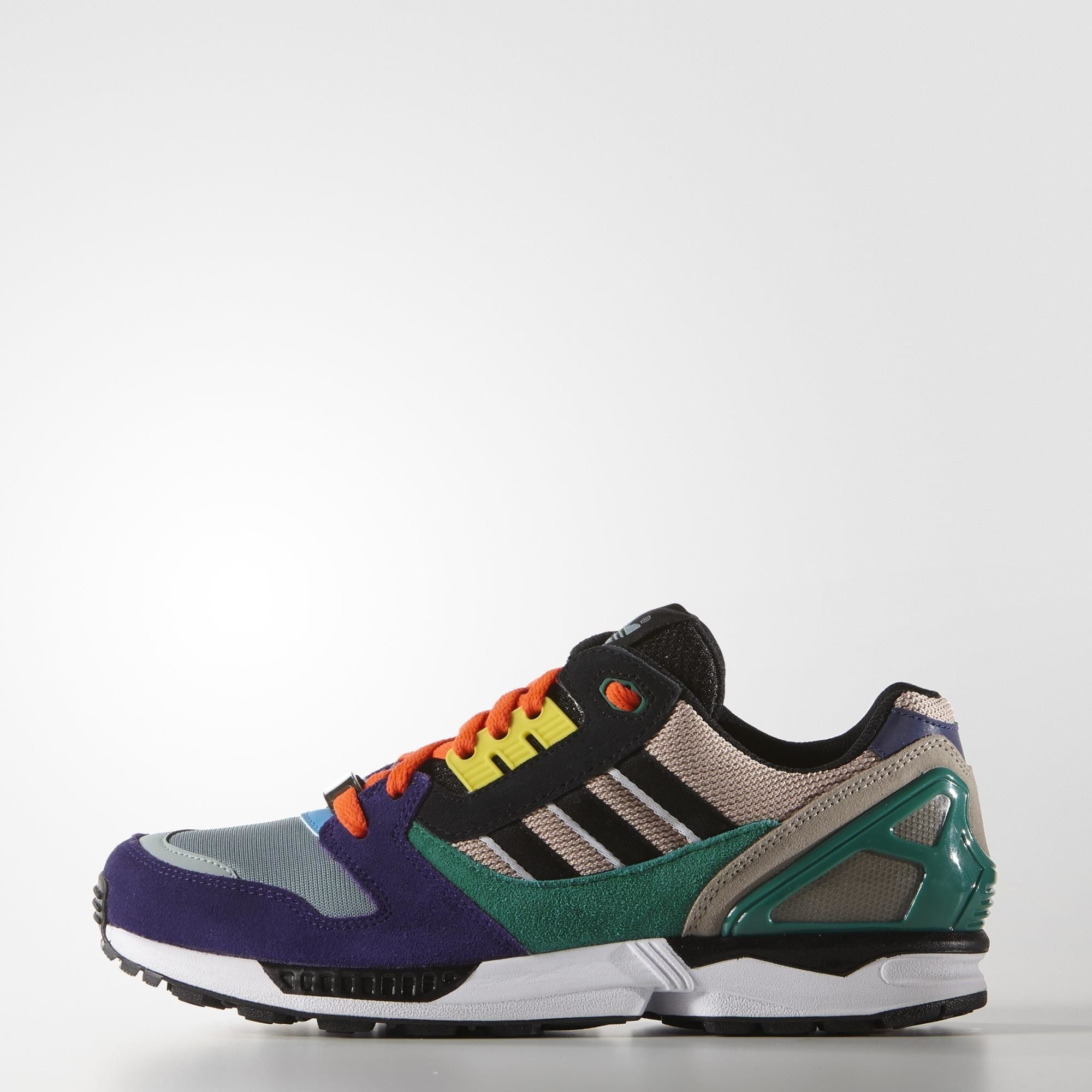 66a1579ebf adidas ZX 8000 Shoes - Dust Pearl | adidas UK | Things to Wear ...