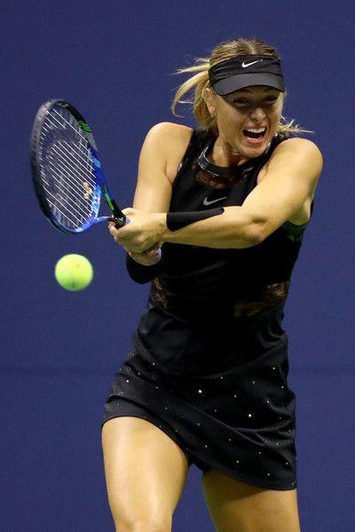 Maria Sharapova Photos Photos 2017 Us Open Tennis Championships Day 5 Maria Sharapova Photos Maria Sharapova Maria Sarapova