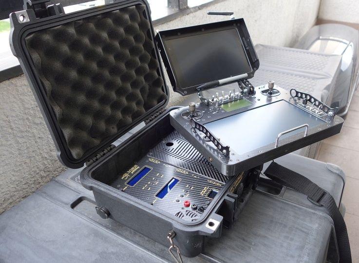 UAV GCS all-in-one field set | Drony