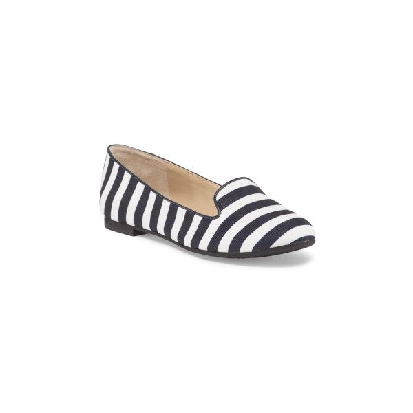 Mayes Printed Ballet Flat (300 SEK) ❤ liked on Polyvore featuring shoes, flats, ballet shoes flats, round toe ballet flats, ballerina flat shoes, skimmer shoes and round toe flats