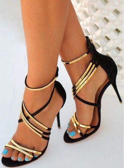 Sandales Pour Femmes Stiletto Heels Strap-On Suede Diamond Party Shoes,Beige,34