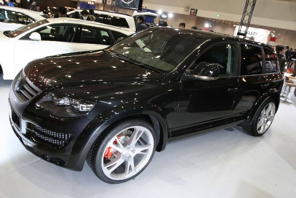 vw touareg tuning by abt fender extensions. Black Bedroom Furniture Sets. Home Design Ideas