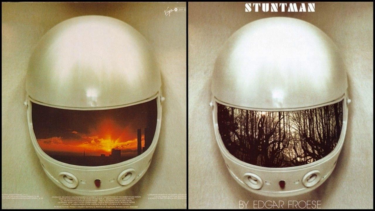 Edgar Froese  Stuntman  Nuevos Sonidos Nuevas Msicas