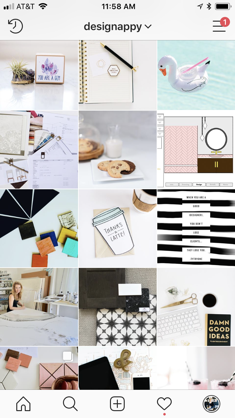 Come Follow Us On Instagram With Images Tile Layout Design