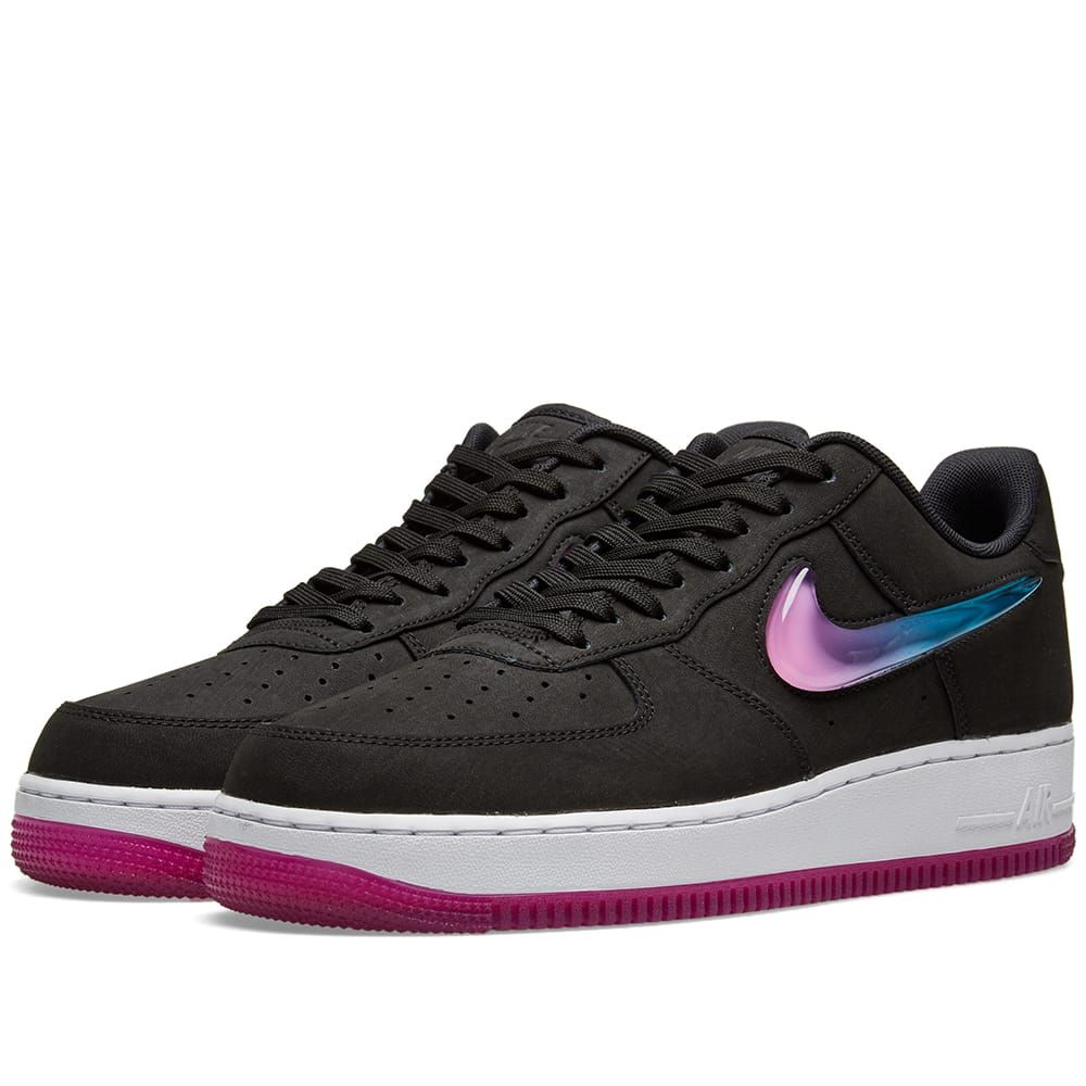 ca3042242 NIKE NIKE AIR FORCE 1  07 PREMIUM 2  JELLY SWOOSH .  nike  shoes ...
