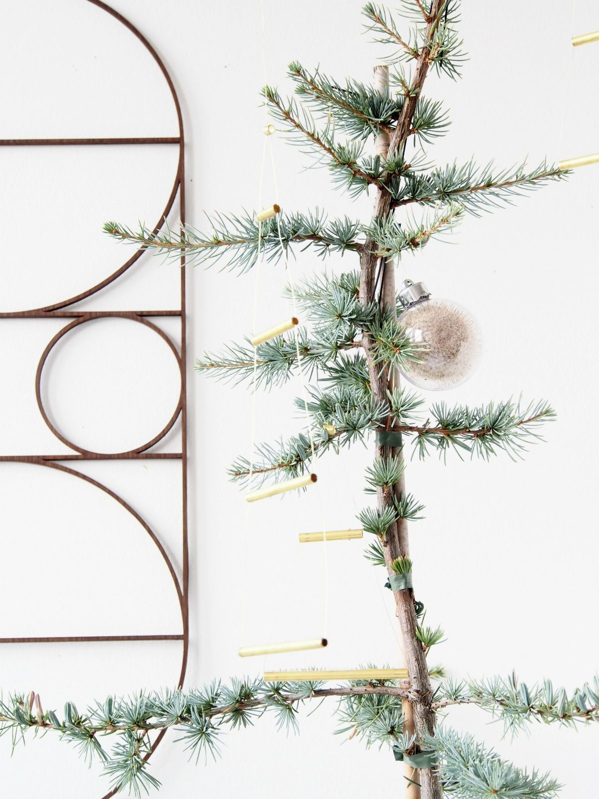 DIY Floating Brass Ornaments - monsterscircus