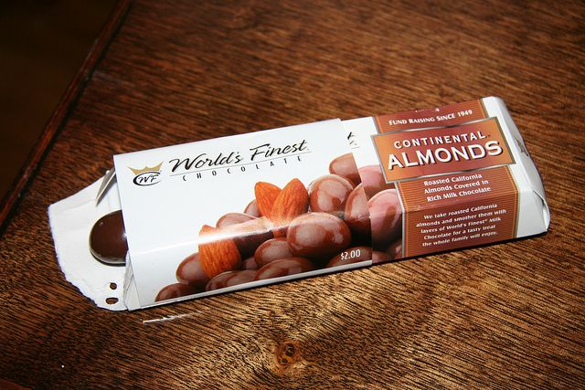 Image result for Chocolate Almond Fundraiser image