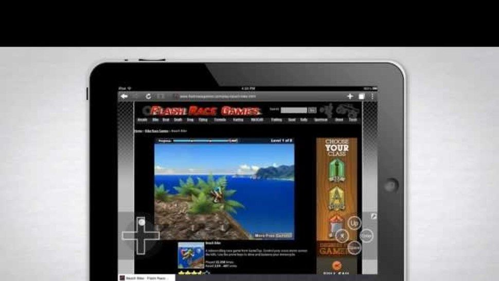 Puffin Web Browser Brings Flash to Mobile Phones   I love