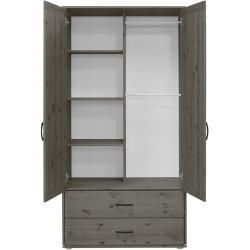 Photo of Reduced 2-door wardrobes
