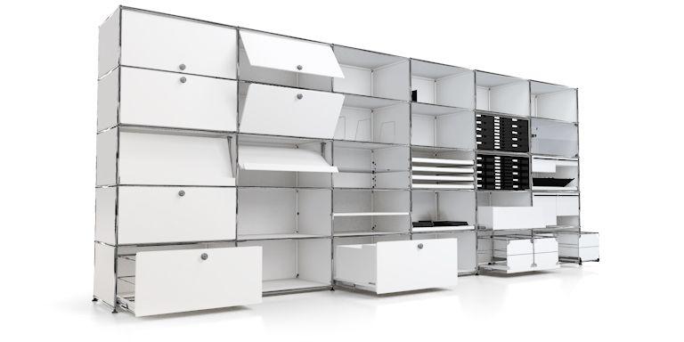 USM Haller: Büromöbel in zeitlosem Design - USM   Office Furniture ...