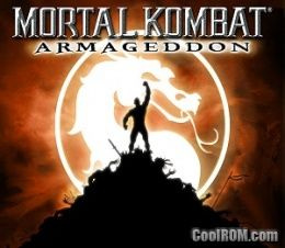 Mortal Kombat Armageddon Rom Iso Download For Sony Playstation