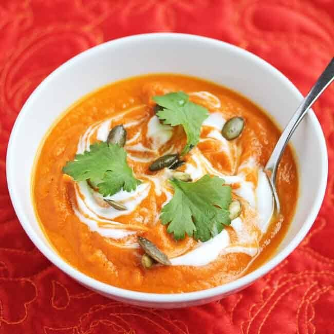 Carrot and coriander soup recipe delia smith coriander and carrots carrot and coriander soup soft food recipeshealthy forumfinder Choice Image