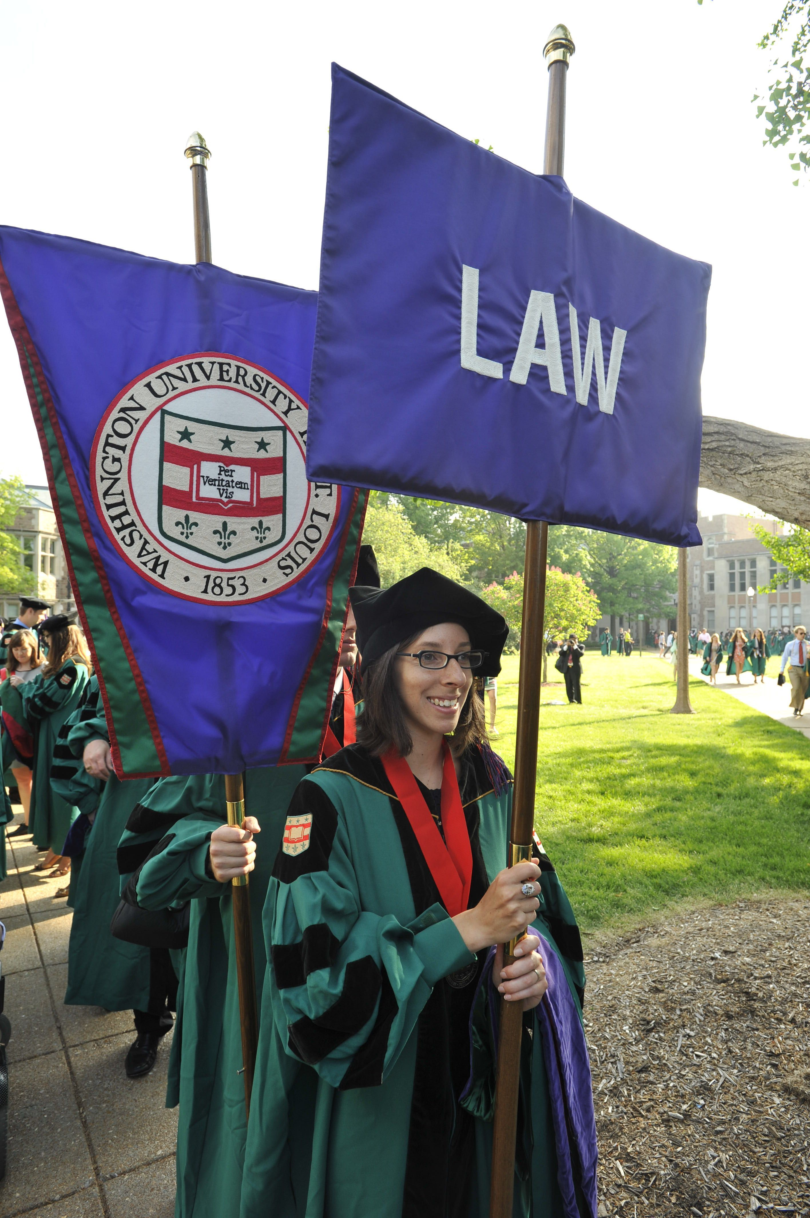 Did You Know The Color For Law In Academic Regalia Is