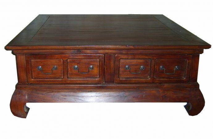 Vintage Mahogany Coffee Table Furniture Pinterest