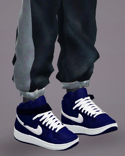 nike air force low female the sims 4