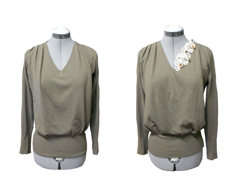 Sweater Refashion