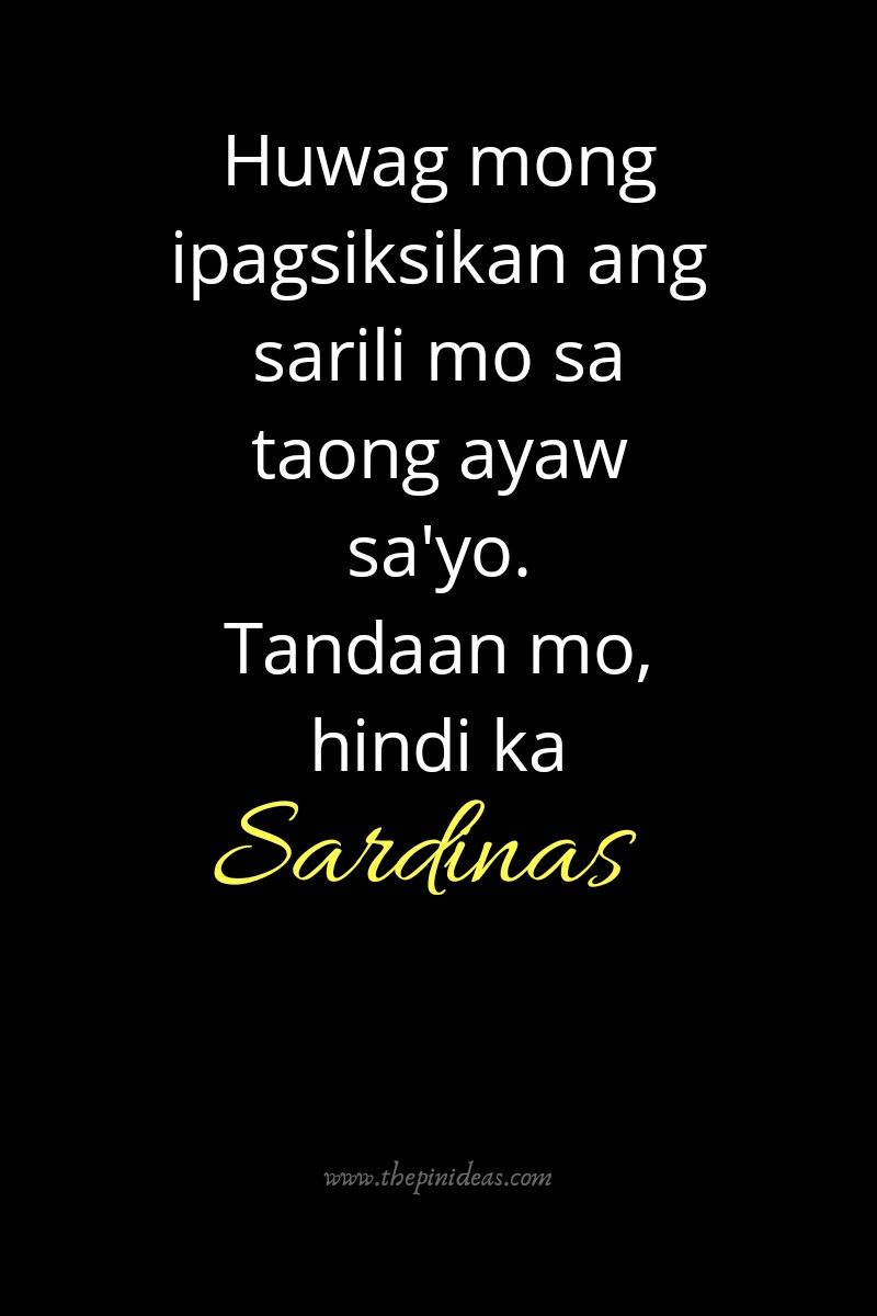 Pin On Tagalog Hugot Patama Quotes I hadn't eaten in two days and was desperate for food. pin on tagalog hugot patama quotes