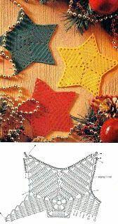 creazioni nausica all uncinetto e non solo Natale all uncinetto