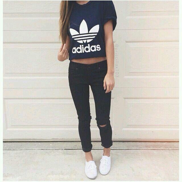 Dark blue Adidas shirt  1e299e74e