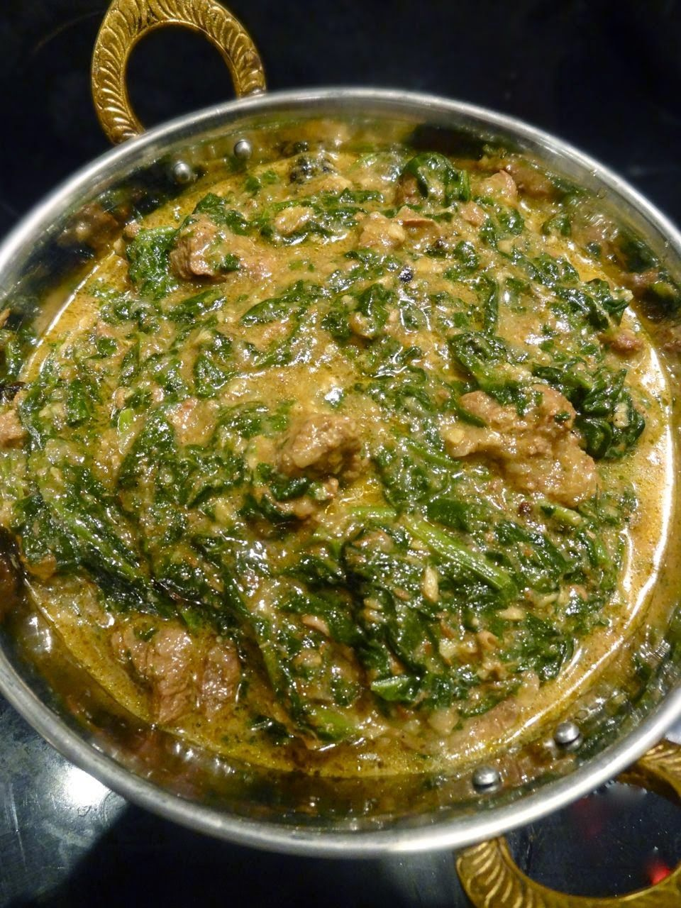 Skip delivery here are 18 indian dishes you can diy 6 saag ghosht food forumfinder Gallery