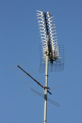 Homemade Highpower HDTV Antenna