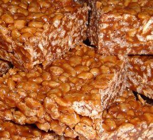 Mars Bars Rice Krispie Treats