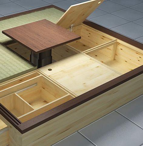 Washitsu japanese room house pinterest wohnmobil for Wohnmobil innendesign