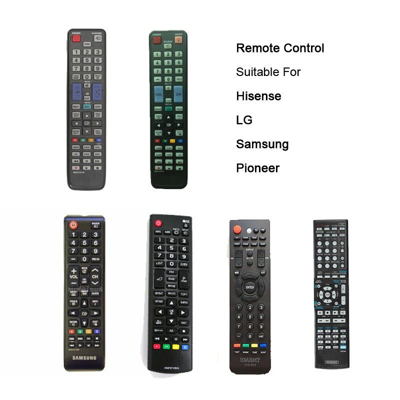 HUAYU RML810 Replacement Remote Control for LG TV