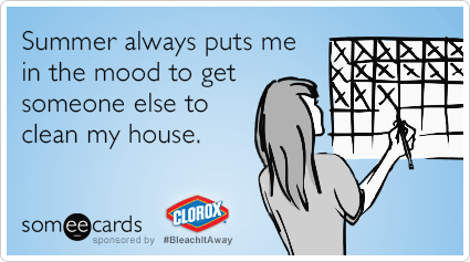 Clorox Bleach It Away House Cleaning Humor Funny Quotes About Exes Work Quotes Funny