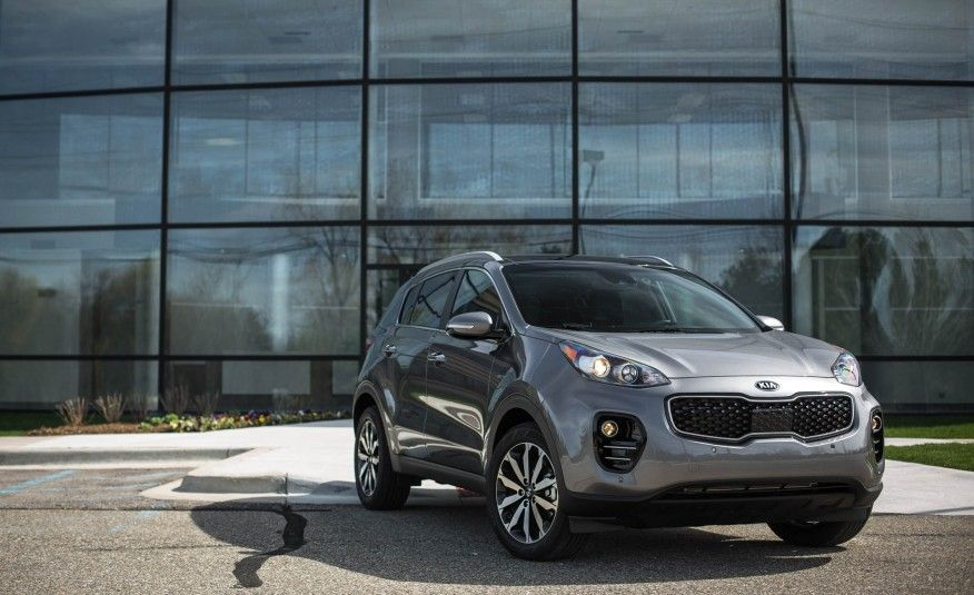 2017 Kia Sportage Ex Pictures Photo Gallery Car And Driver Kia Sportage Sportage Kia