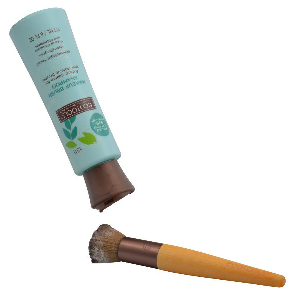 Ecotools cruelty free and eco friendly makeup brush