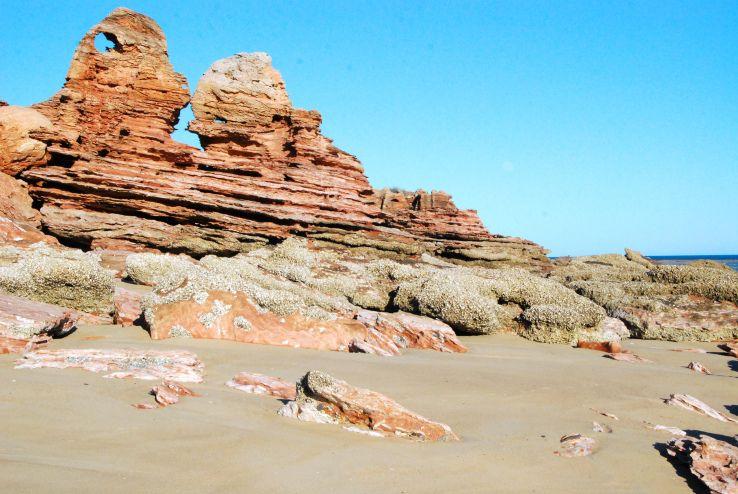 Eco Beach Resort Broome www.parkmyvan.com.au #ParkMyVan #Australia #Travel #RoadTrip #Backpacking #VanHire #CaravanHire