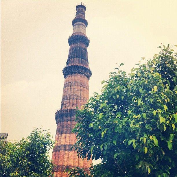 Qutub Minar #Delhi #india