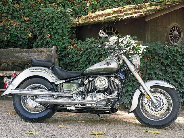 yamaha yamaha v star motorcycle