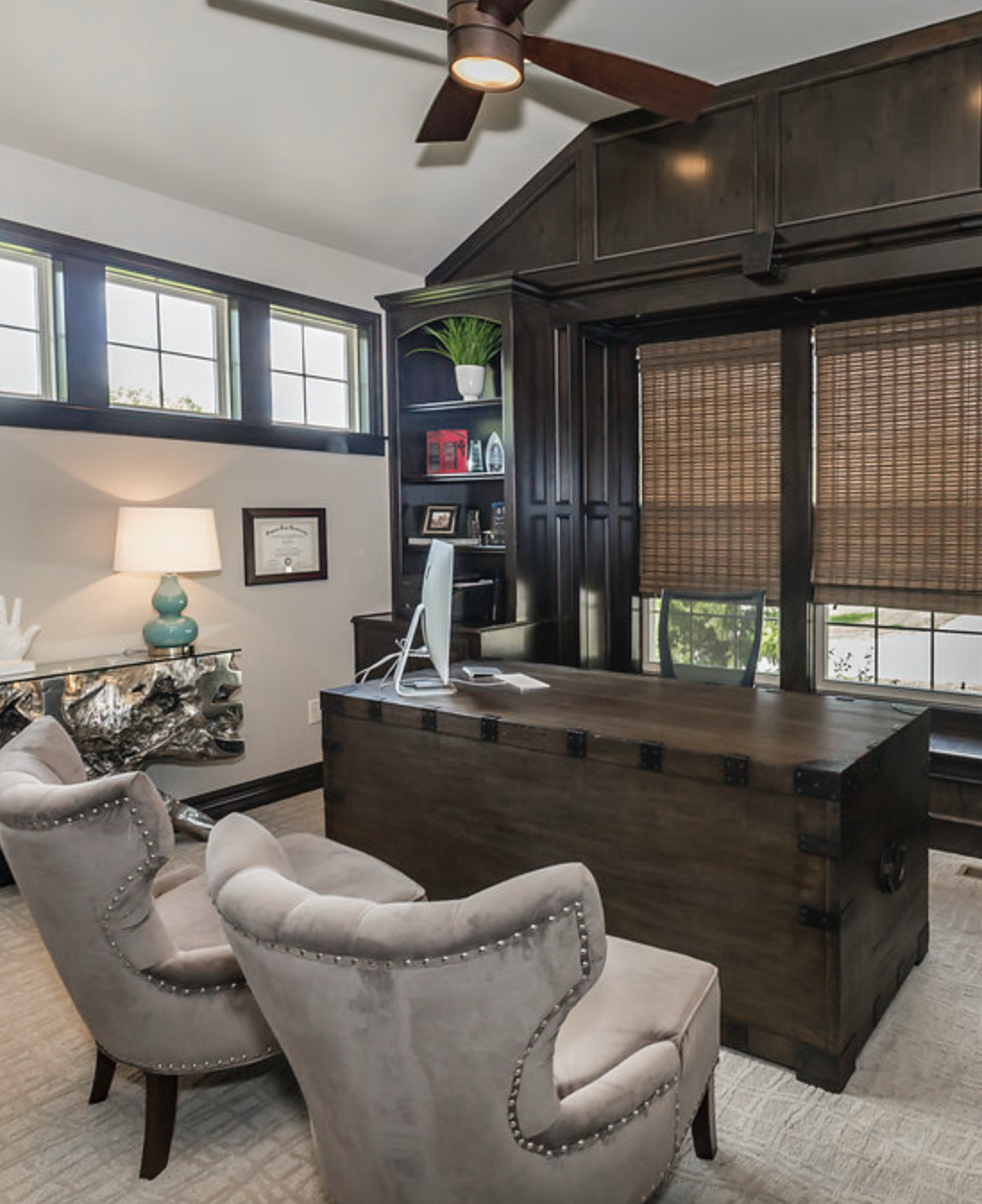 Our Carter Ii Floor Plan Is A Beautiful 1 1 2 Story Featuring Hardwood Floors In The Entry Kitchen Dini Bathroom Designs Images Hearth Room Floor Plan Design