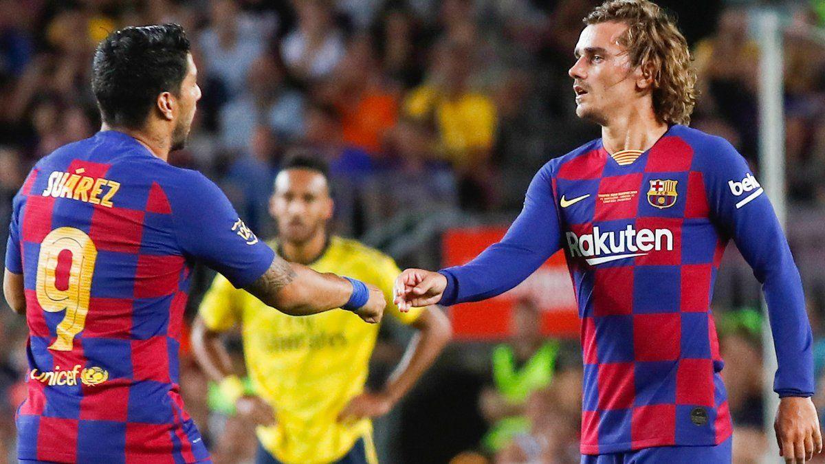 بث مباشر مباراة برشلونة واتلتيكو مدريد يلا شوت