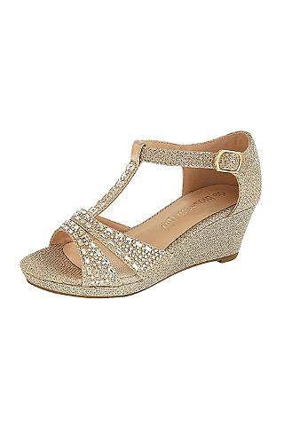 Flower Girl Shoes \u0026 Girls' Dress Shoes
