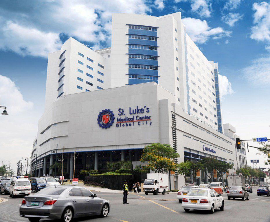 Top 10 Best Hospitals In The Philippines Pinoy Top Tens Best Hospitals St Luke S Hospital Hospital