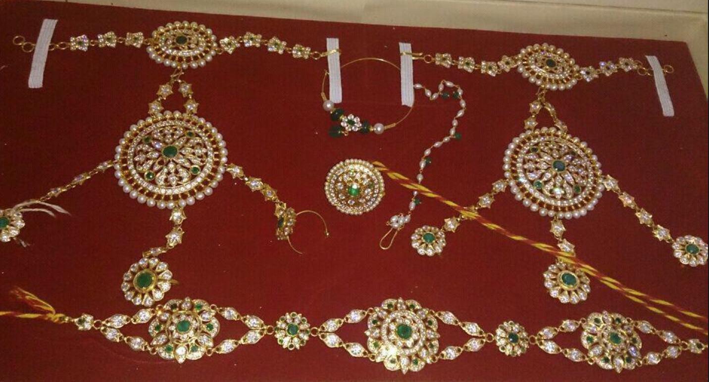 Rajputana set   Grand jewellery ideas   Pinterest   Wedding ...