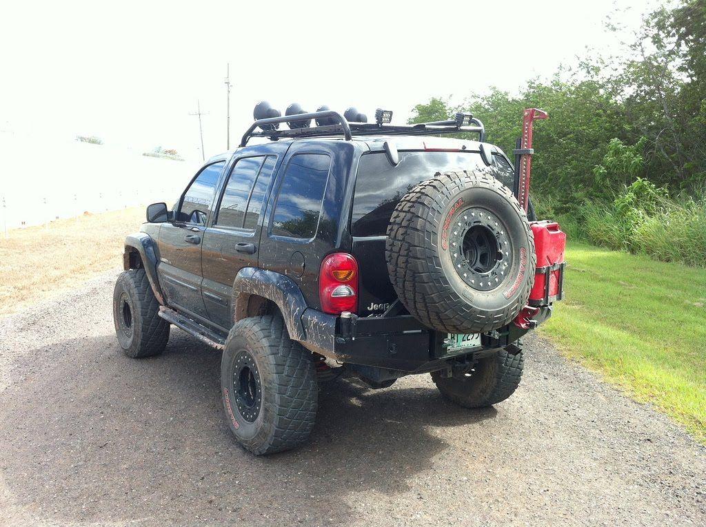V8 Jeep Cherokee Kj Liberty 4 7l Ho Ich Mochte Auch So Ein Horn