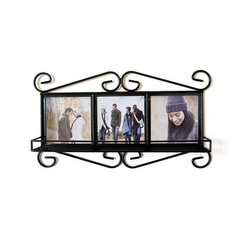 Arte de la pared familiar personalizado – sus tres fotos en las ...